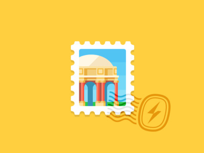 Palace Of Fine Arts by Kyle Decker for Swiftype