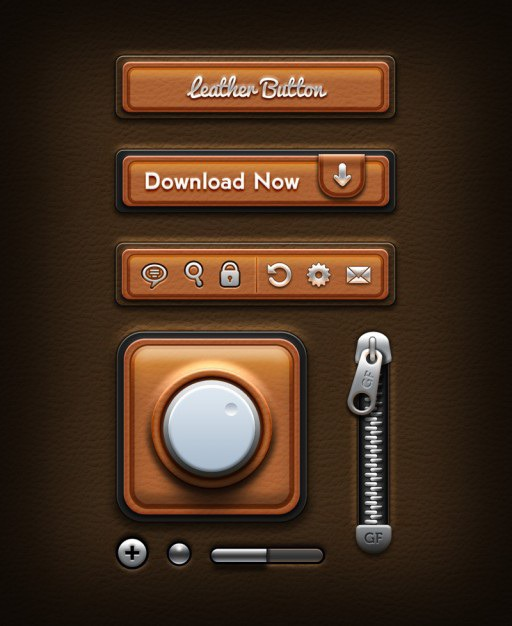 Retro interface design psd Free Psd. See more inspiration related to Design, Button, Retro, Elements, Ui, Design elements, Psd, Leather, Zipper, Material, Up, Interface, Set, Push, Return, Vertical, Push button, Knobs, Interface design, Set up, Locking and Cortex on Freepik.