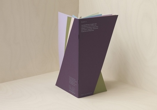 MadeThought × GF Smith — SI Special #format #print #color #publication #diecut