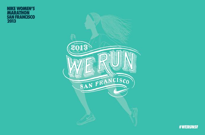 Dana Tanamachi-William & Hiroshi Tanabe Nike We Run Marathon