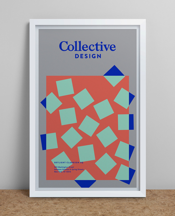 Collective Design by Mother Design #graphic design #branding #poster