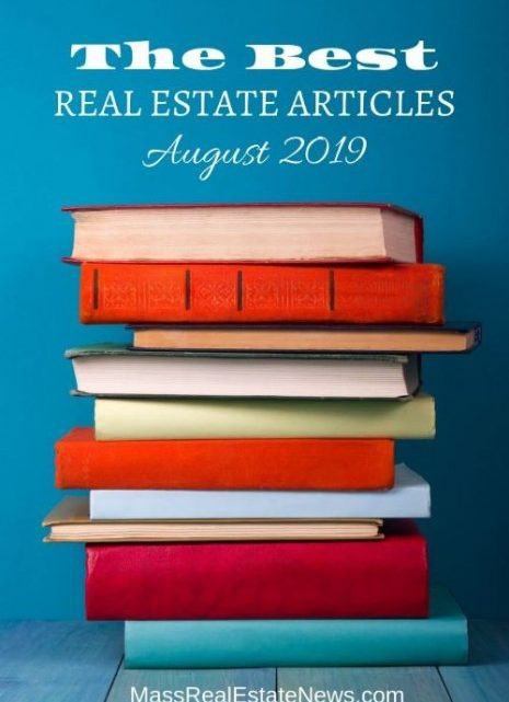 Best Real Estate Articles August 2019