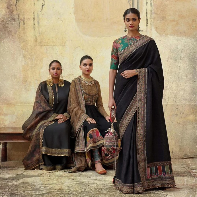 The Magnificently Amazing New Winter 2019 Collection By Sabyasachi Is A Dream For Beholders