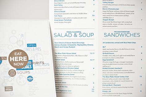 Eat Restaurant Branding #menu #branding #restaurant