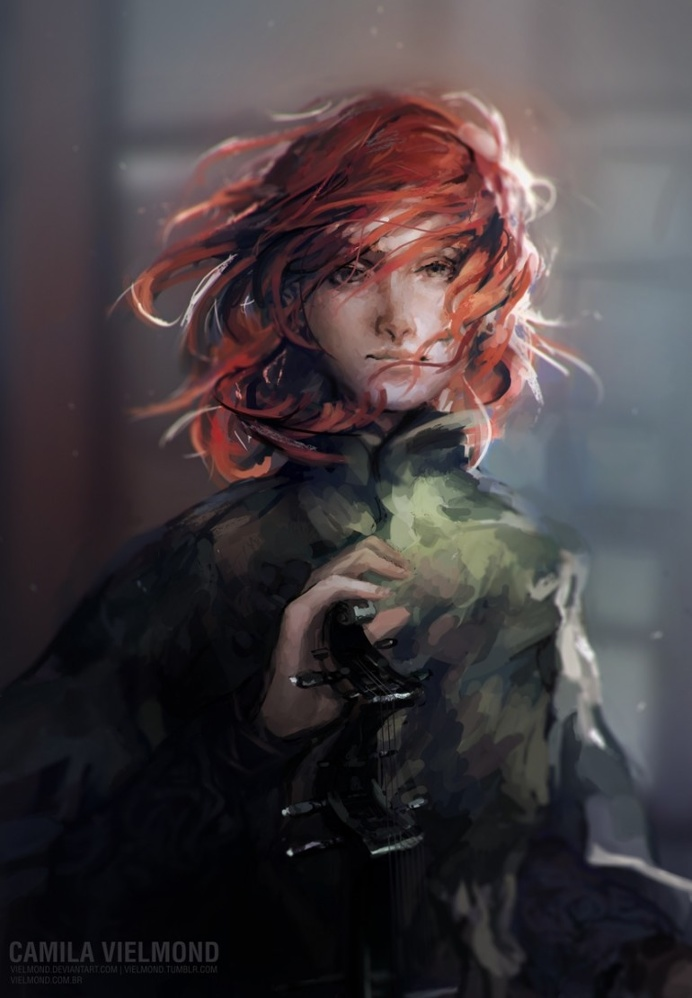 Young Wind by Camila Vielmond