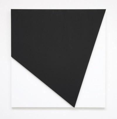 Ellsworth Kelly in Black & White - Minimalissimo #white #kelly #black #painting #art #ellsworth