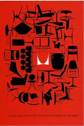 HERMAN_MILLER_AD.gif (371×556) #miller #herman #poster