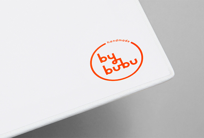 Bubu by BOB Design #logo #letterhead #mark