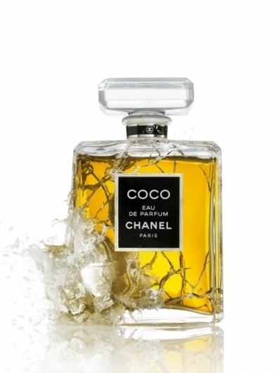 Marcel Christ - Still Life Photographer #broke #coco #glass #shot #chanel