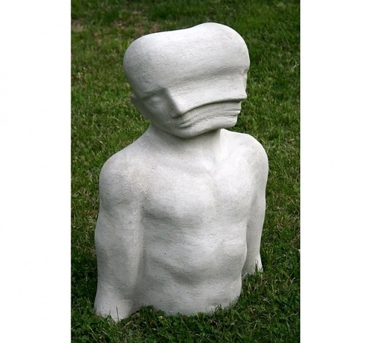 Buamai - David B. Smith Gallery | Emil Alzamora, Shift #sculpture #david #smith #body #b #man #morph