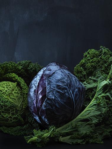 Charlie Drevstam — Cabbage #drevstam #charlie #photography #food