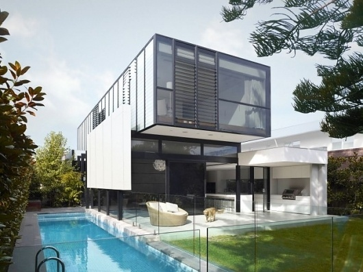 The Good Residence by Crone Partners » CONTEMPORIST #architecture #house #modern