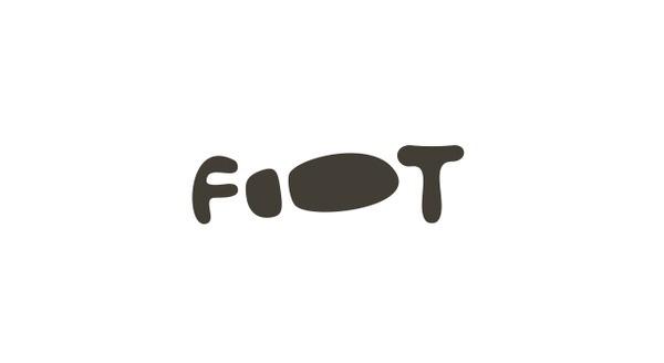 Logo design | Utopia branding agency #logotype #branding #foot #identity #logo