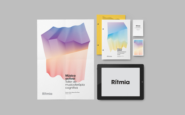 RITMIA ATIPUS 01 #ipad #print #poster #stationery
