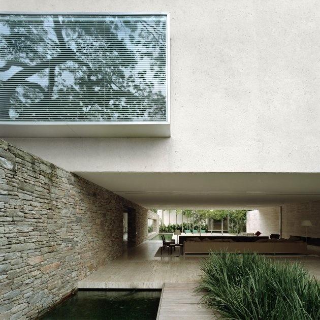 Casa Mirindaba by Marcio Kogan