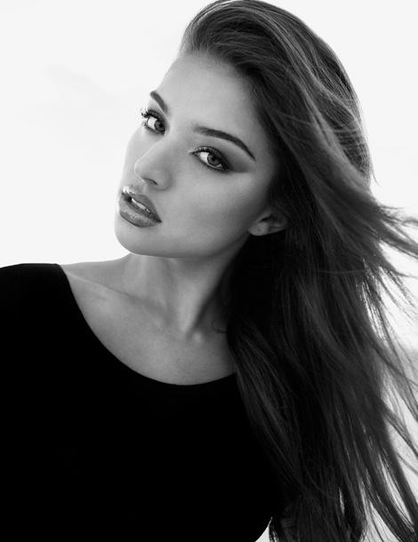 Daniela Lopez by Toni Smailagic #fashion #style #girl