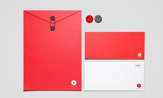 Andrea Otilas™ on the Behance Network #branding #design #minimalism #brand #identity #logo #typography