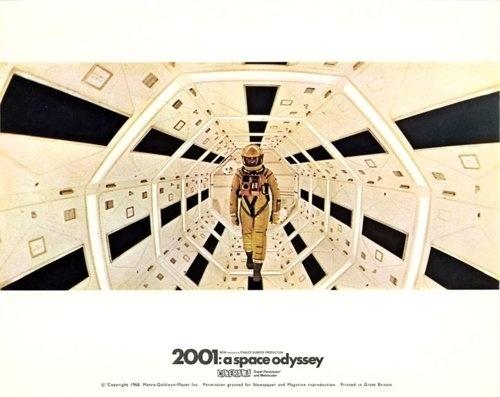 Matt Wrightson's Blog #kubrick #design #desi #space #set #2001 #odyssey #film #movies