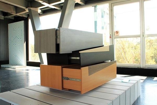 Booleanos Cabinet Furniture Design #industrialdesign