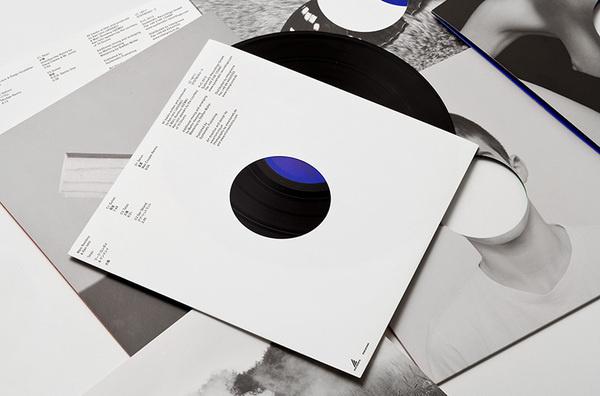 HORT #album #print #sleeve #record #grid #layout
