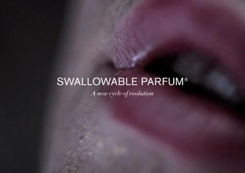 thisispaper #swallowable #parfum #thisispaper