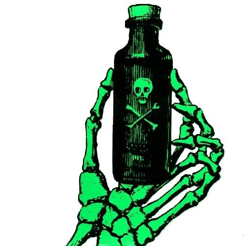 "Poltergeist Î"" #poison"