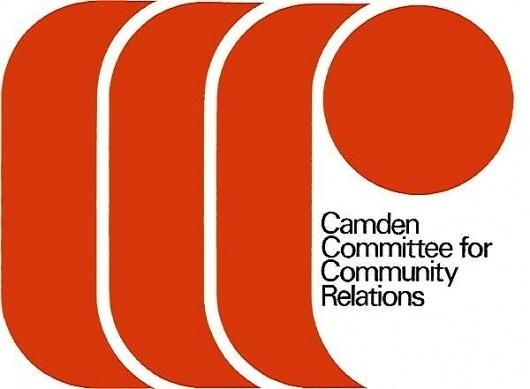 ken garland & associates:graphic design:camden council #logo #logotype #vintage #identity