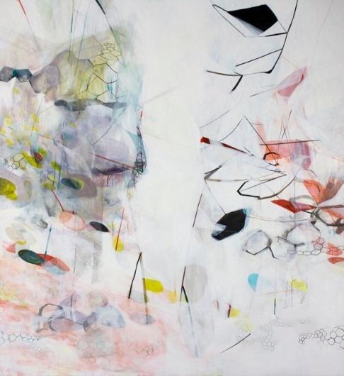 Erin McIntosh :: Paintings | 2Modern Blog #painting