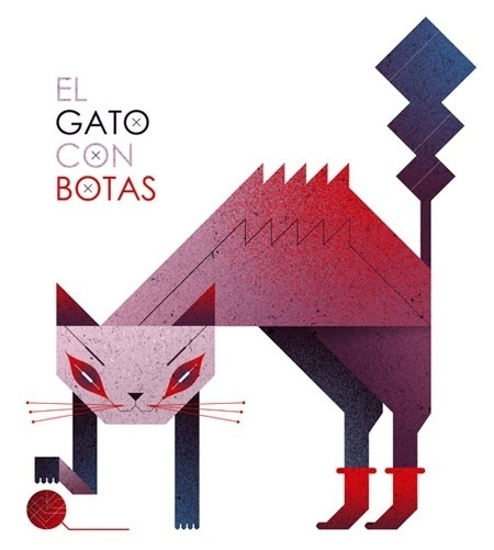 gato.jpg (JPEG Image, 450x501 pixels) #illustration #cat