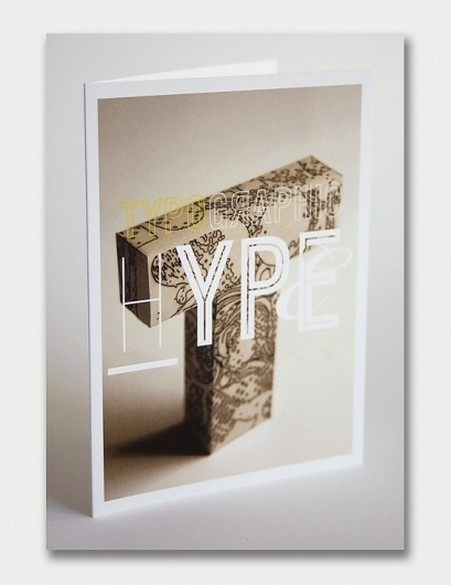 Tom Davie – Typographic Goods / Aqua-Velvet