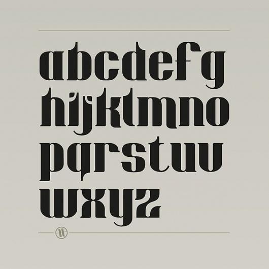 Dockyard Typeface on Typography Served #type #specimen
