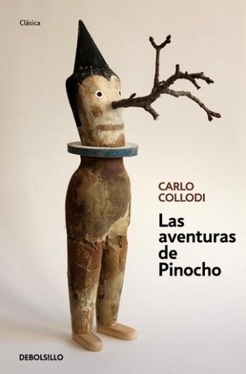 Pinocho : Isidro Ferrer #ferrer #pinocchio #spain #book #sleeve #isidro #murcia #pinocho