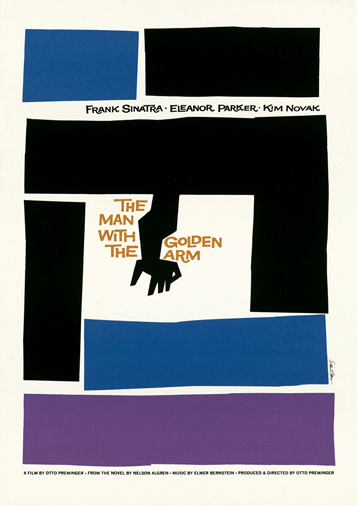 Saul Bass, Posters.1955 #bass #saul #graphic #poster