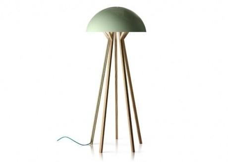 Yesterday Island | Note Design Studio #interior #lamp #design #furniture #green