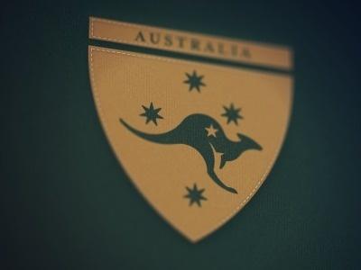 Dribbble - Australia by Fraser Davidson #badge