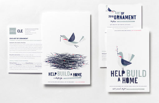 leeanthonyzelenak_artofornament_01 #design #bird #illustration #aiga #typography