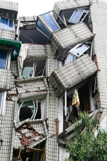 Filth Flarn Filth #collapse #falling #building