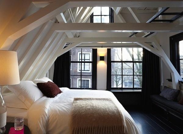CREATIVE LIVING from a Scandinavian Perspective: Amsterdam sleepover #interior #design #bedroom #deco #decoration