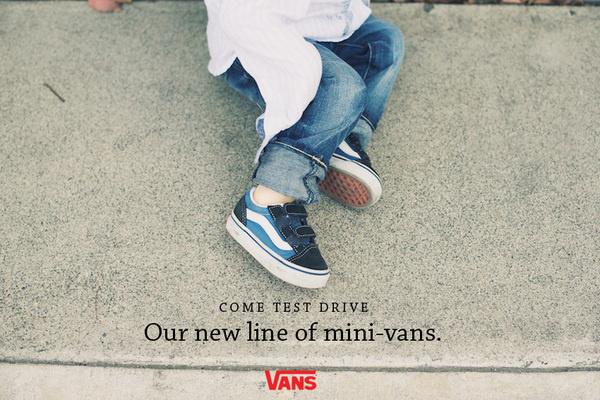 new vans ad