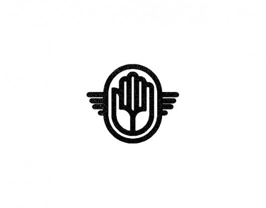 logos - Tim Boelaars #icon #minmal #black #logo #hand