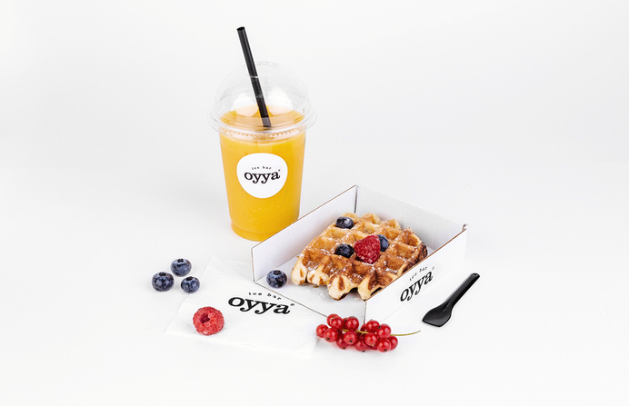 oyya - Fotografie | by Skinn Branding Agency #packaging