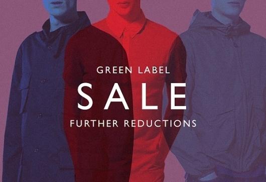 Pretty Green E-Letter #sale #pretty #green