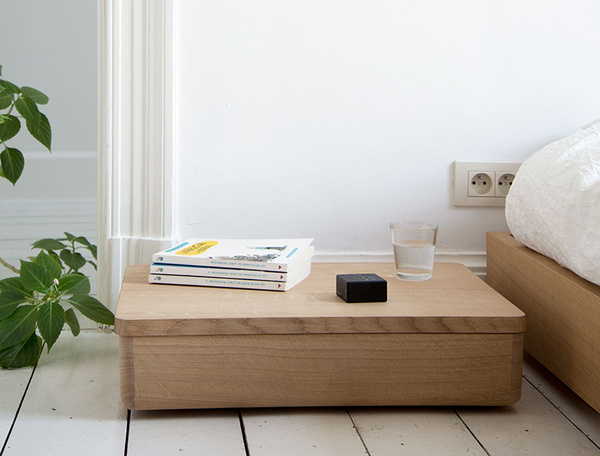 Low Table by Marina Bautier #side #design #furniture #minimalist #table