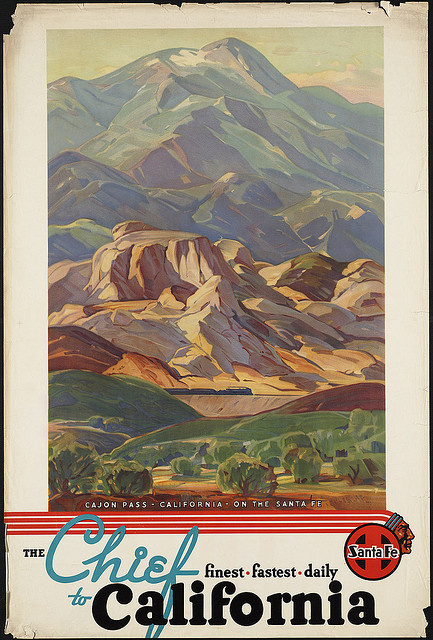 The Chief to California #scenic #travel #landscape #mountains #california
