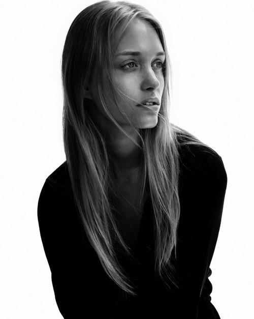 Emma Ã…hlund #model #woman #girl #photo #swedish #hair #photography #portrait #perfect #bw #female #beauty