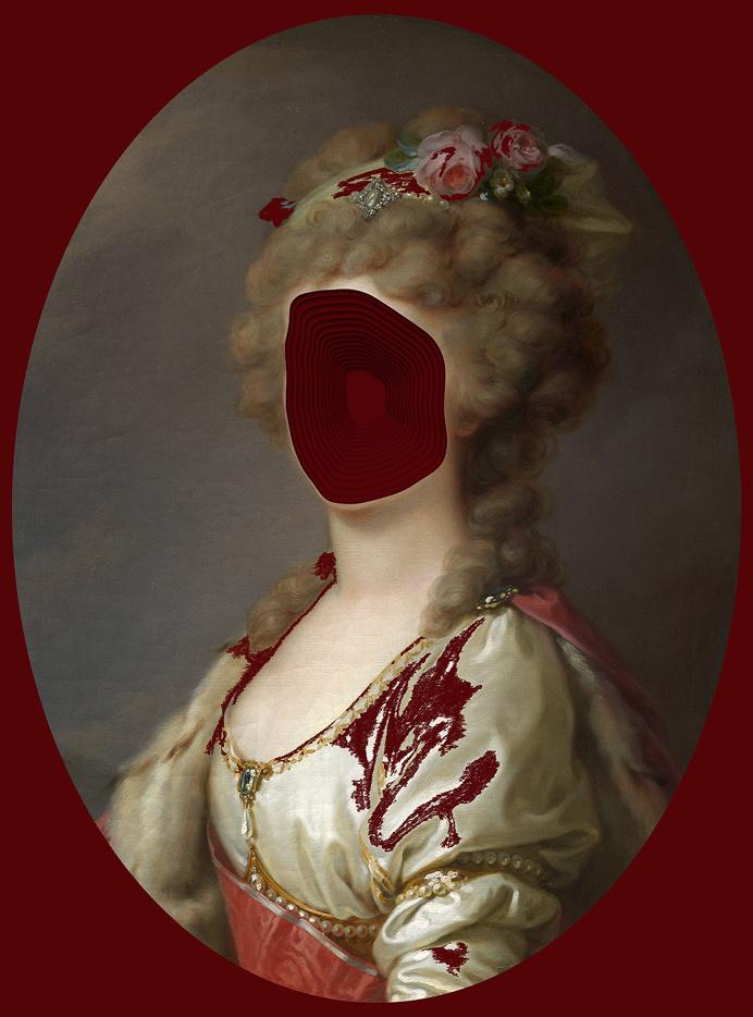 Digital art of Anthony Scime #art #digital #design #illustration #artams #glitch #modern art #contemporary art