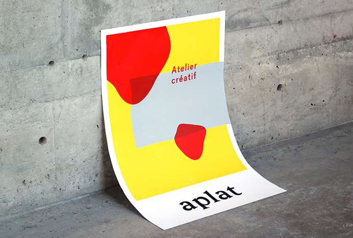 Aplat by Anne Sylvestre #print