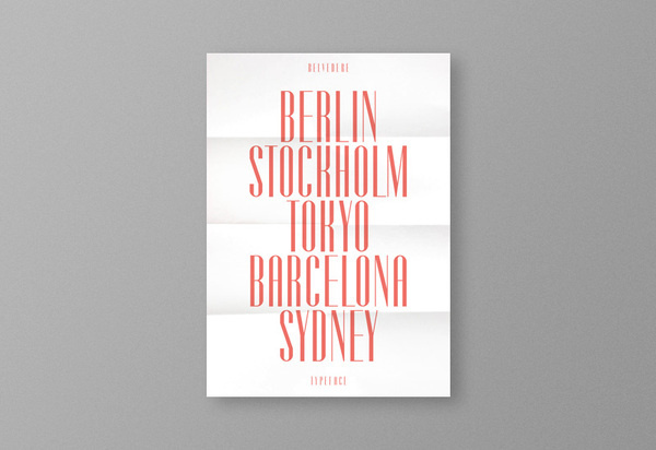 Holger Huber — Graphic Design #type #design