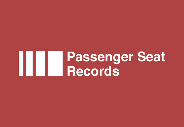 Passenger Seat Records #record #logo #label #branding