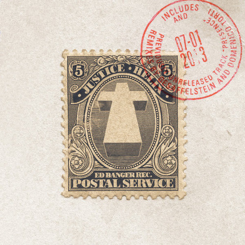DIRTY HANDS #post #stamp #cross